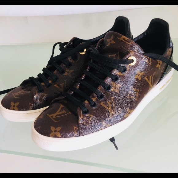 a03f9a486d24 Louis Vuitton Shoes -  635 Louis Vuitton Frontrow sneakers 40 monogram